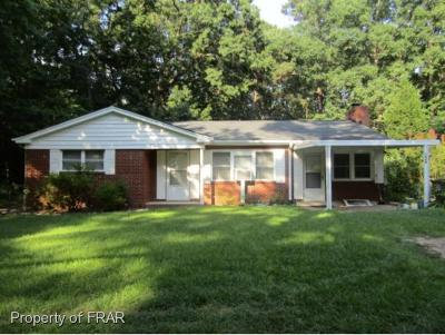 Sanford Single Family Home For Sale: 1004 Colon Rd