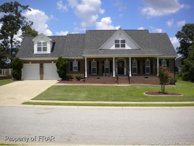 Fayetteville Single Family Home For Sale: 2923 Prioress Dr #16