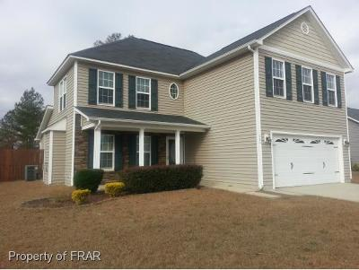 Raeford NC Single Family Home For Sale: $177,200
