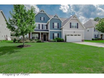 Hope Mills Single Family Home For Sale: 310 Otley Ct #104