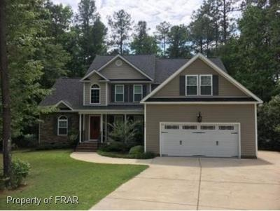 Sanford NC Single Family Home For Sale: $279,900