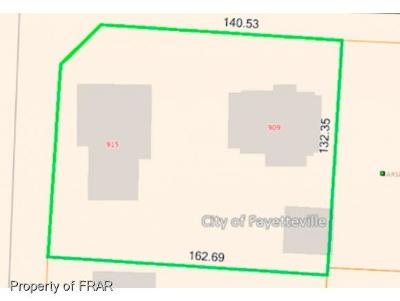 Cumberland County Residential Lots & Land For Sale: 909 Arsenal Avenue