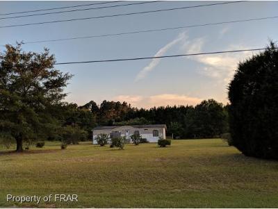 Moore County Single Family Home For Sale: 2860 Lobelia Rd