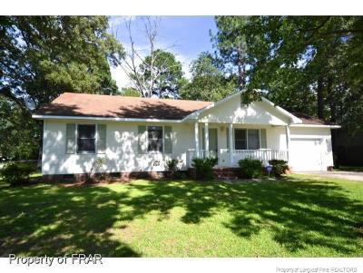 Single Family Home For Sale: 7328 Reedy Creek Court