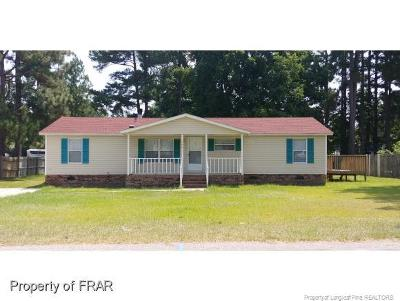 Raeford NC Single Family Home For Sale: $55,000