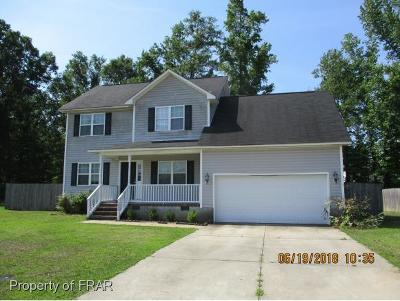 Fayetteville NC Single Family Home For Sale: $101,500