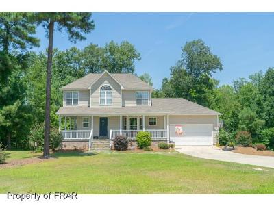 Raeford NC Single Family Home For Sale: $300,000