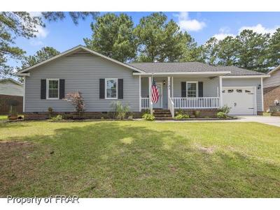 Fayetteville NC Single Family Home For Sale: $119,900