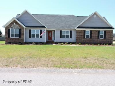Raeford NC Single Family Home For Sale: $180,000