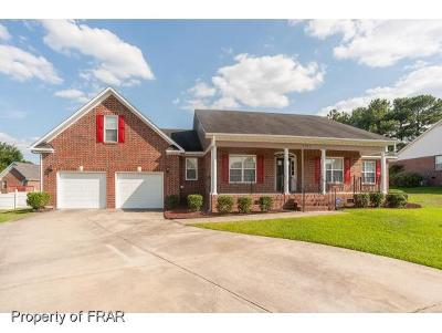 Fayetteville Single Family Home For Sale: 3405 Rudland Court