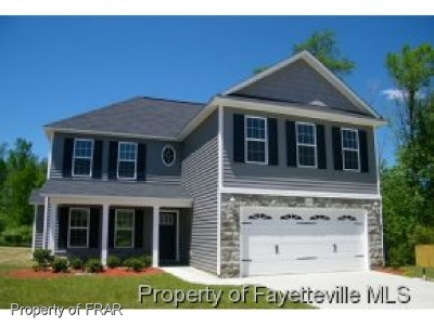 Raeford NC Single Family Home For Sale: $190,000