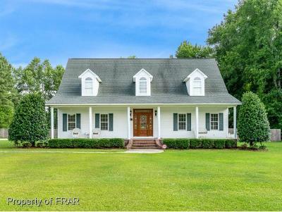 Fayetteville Single Family Home For Sale: 2500 Sunnyside School Rd