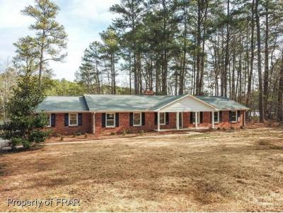 Southern Pines Single Family Home For Sale: 307 S Glenwood Trail