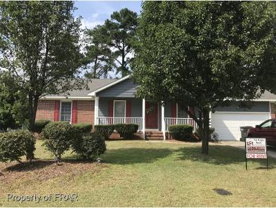 Fayetteville NC Rental For Rent: $1,050