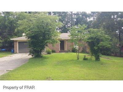 Fayetteville Single Family Home For Sale: 1130 Landau Rd