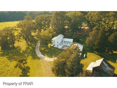 Moore County Single Family Home For Sale: 532 James H Road