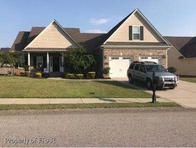Fayetteville Single Family Home For Sale: 6009 Cornfield