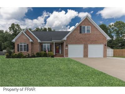 Hope Mills NC Single Family Home For Sale: $245,900