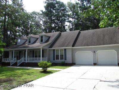 Fayetteville Single Family Home For Sale: 1991 Fairforest Dr #6
