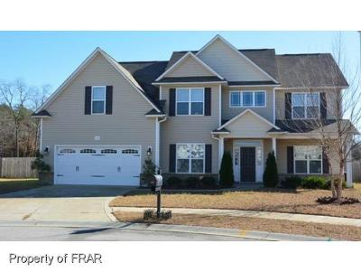 Fayetteville NC Single Family Home For Sale: $255,000