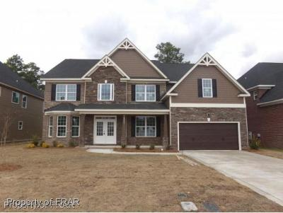 Fayetteville NC Single Family Home For Sale: $402,990