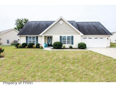 Hope Mills NC Single Family Home For Sale: $145,900