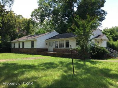 Single Family Home For Sale: 301 McLaurin Ave