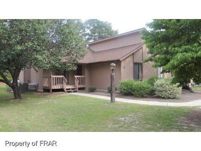 Fayetteville NC Single Family Home For Sale: $137,900