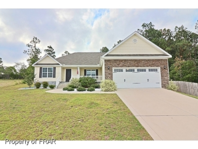 Harnett County Single Family Home For Sale: 10 Fifty Caliber Dr