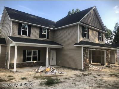 Raeford Single Family Home For Sale: 505 Fulford McMillan
