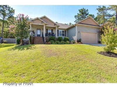 Harnett County Single Family Home For Sale: 105 Season Dr #110