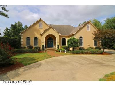 Single Family Home For Sale: 3098 Fairway Woods