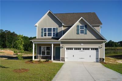 Sanford NC Single Family Home For Sale: $250,000