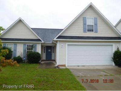 Fayetteville NC Single Family Home For Sale: $111,250