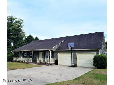 Fayetteville NC Single Family Home For Sale: $150,000
