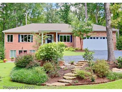 Whispering Pines Single Family Home For Sale: 202 Lakeview Drive