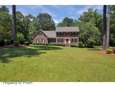 Raeford NC Single Family Home For Sale: $365,000