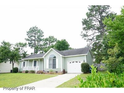 Fayetteville NC Single Family Home For Sale: $114,000
