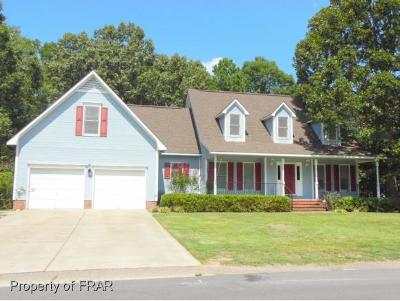 Fayetteville NC Single Family Home For Sale: $197,500