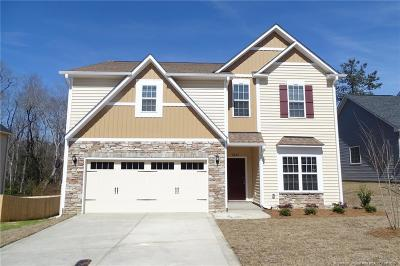 Fayetteville Single Family Home For Sale: 2274 Lakewell Cir #3