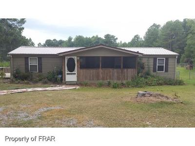 Sanford Single Family Home For Sale: 429 Calvary Church Rd