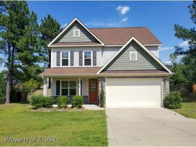 Lillington Single Family Home For Sale: 89 Bison Lane #141