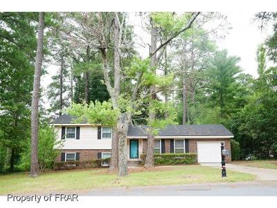 Fayetteville Single Family Home For Sale: 203 Haverhill Dr #568