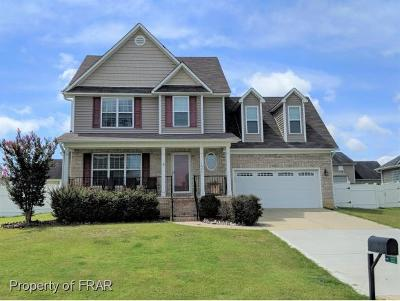 Fayetteville NC Single Family Home For Sale: $172,500
