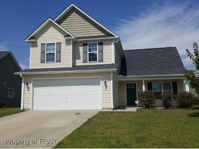 Raeford NC Single Family Home For Sale: $168,900