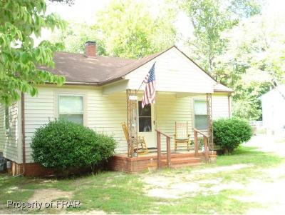 Fayetteville Single Family Home For Sale: 5308 Birch Rd #30