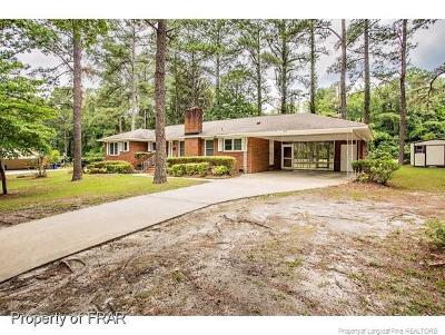 Fayetteville Single Family Home For Sale: 212 Temple Ave #167