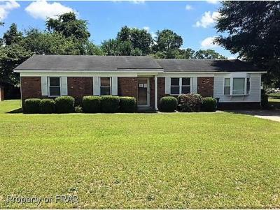 Fayetteville NC Single Family Home For Sale: $49,900