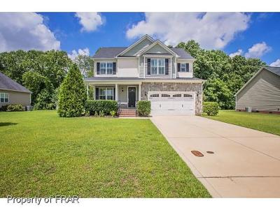 Wade NC Single Family Home For Sale: $265,000