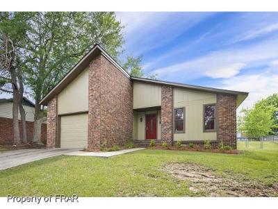 Fayetteville Single Family Home For Sale: 6941 Melbourne Drive